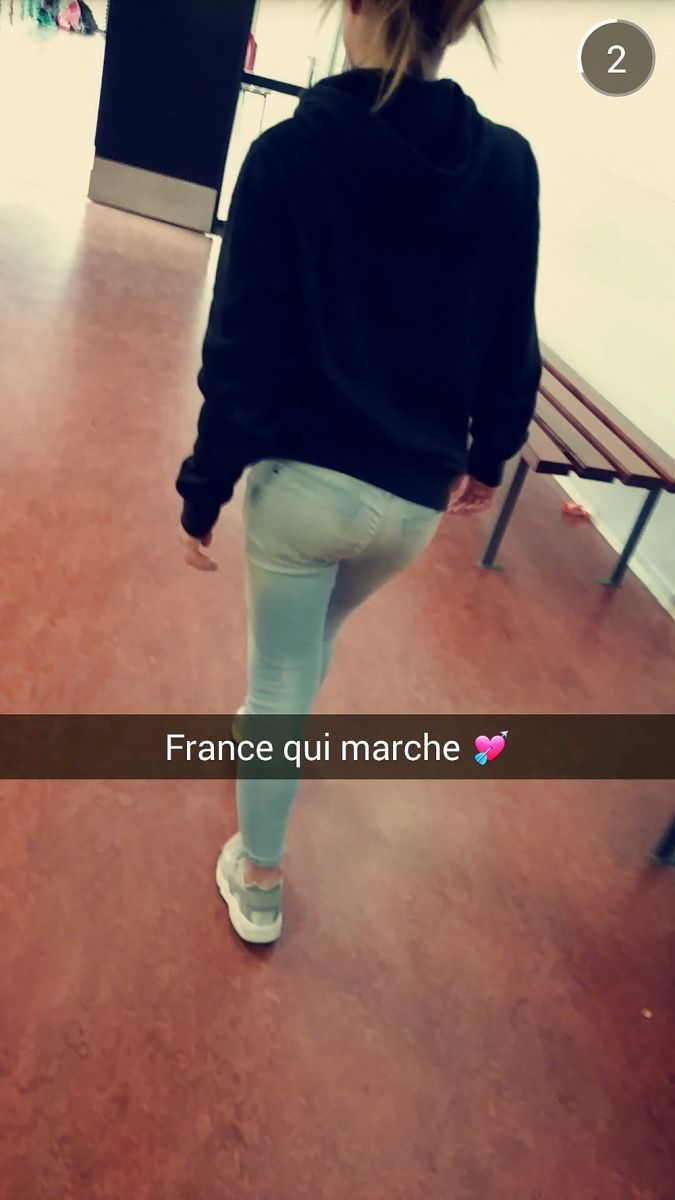 fille hot sur snap